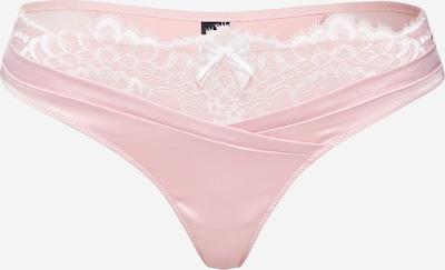 Hunkemöller Stringi 'Allegra ' w kolorze różowy pudrowym, Podgląd produktu