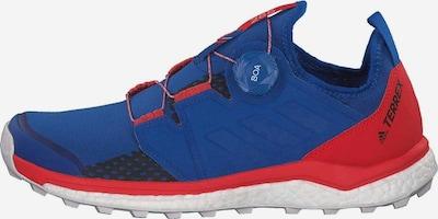 ADIDAS ORIGINALS Sneaker in blau / rot / weiß: Frontalansicht