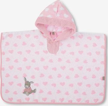 Accappatoio 'Emmi' di STERNTALER in rosa
