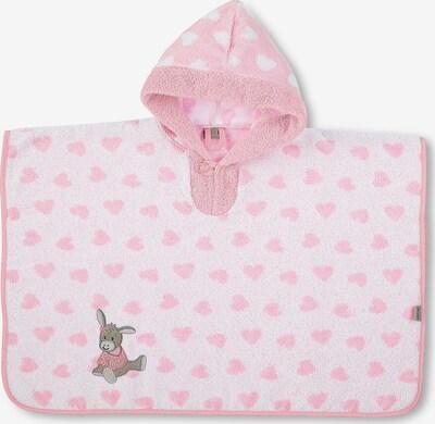 STERNTALER Kupaći ogrtač 'Emmi' u roza / bijela, Pregled proizvoda