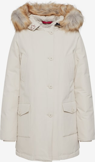 Canadian Classics Winterparka 'Lindsay' in creme, Produktansicht