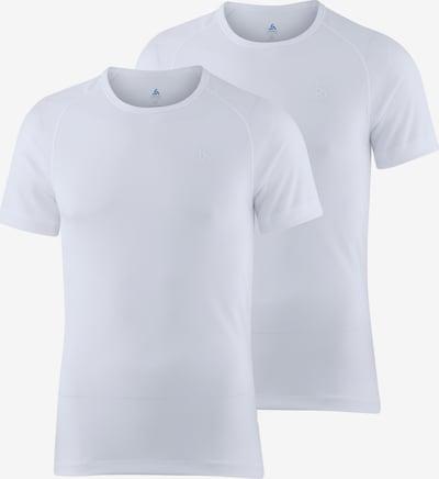 ODLO Unterhemd 'Cubic' in weiß, Produktansicht