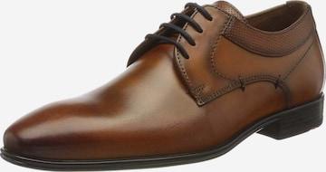 Chaussure à lacets LLOYD en marron