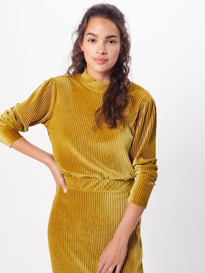 Moves T-shirt en curry, Vue avec modèle