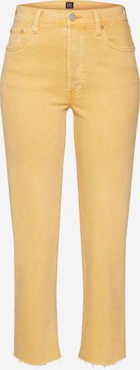 GAP Jeans 'CHEEKY' in gelb, Produktansicht