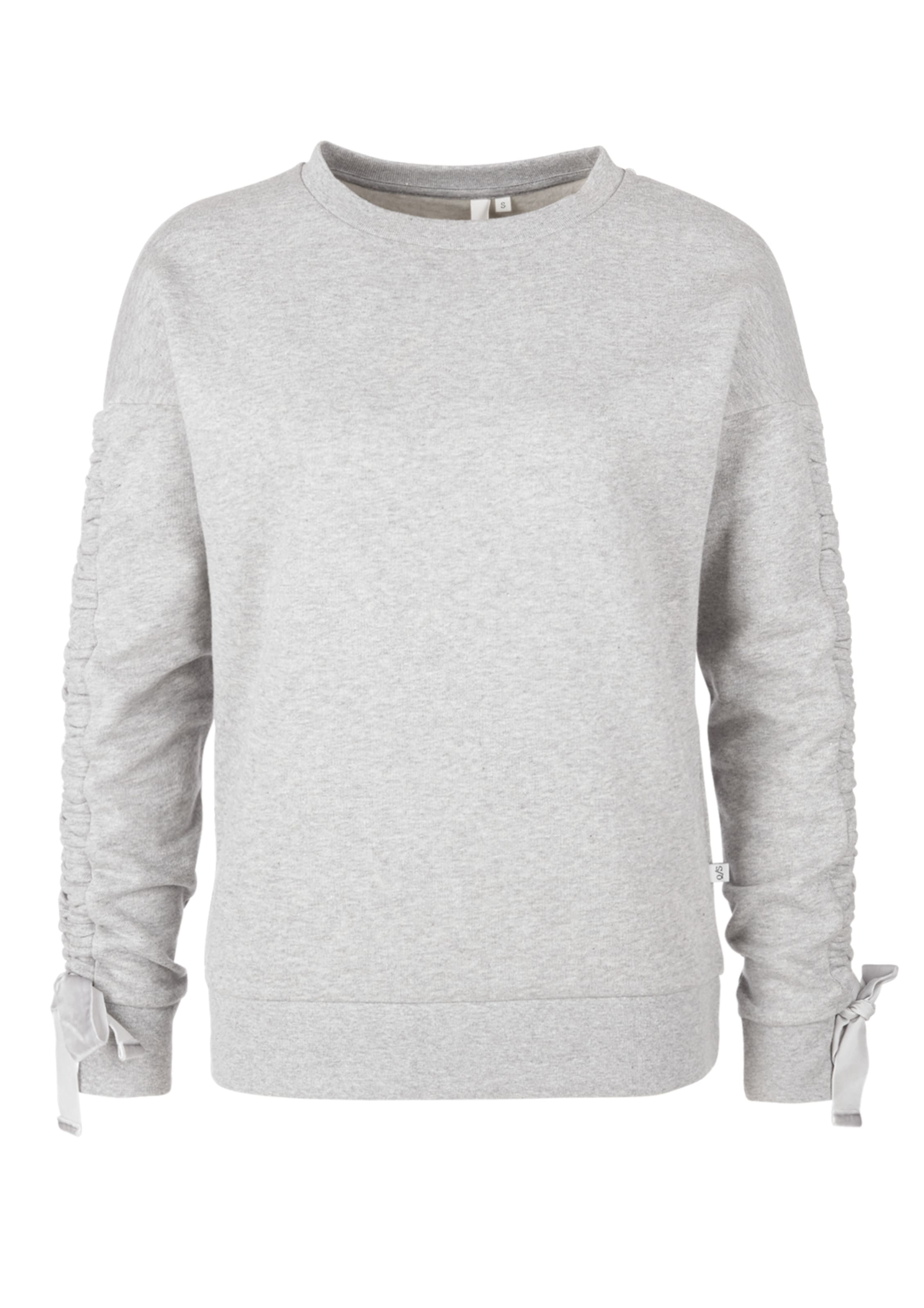 s Sweatshirt Q Grau In Designed By 3L54RjA