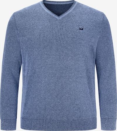Jan Vanderstorm Pullover 'Keimo' in taubenblau, Produktansicht