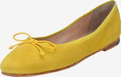 Crickit Ballerinas 'Erin' in gelb, Produktansicht