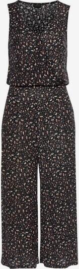 LASCANA LASCANA Culotte-Overall in mischfarben / schwarz, Produktansicht