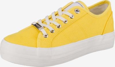 MEXX Sneaker 'Elke' in gelb, Produktansicht
