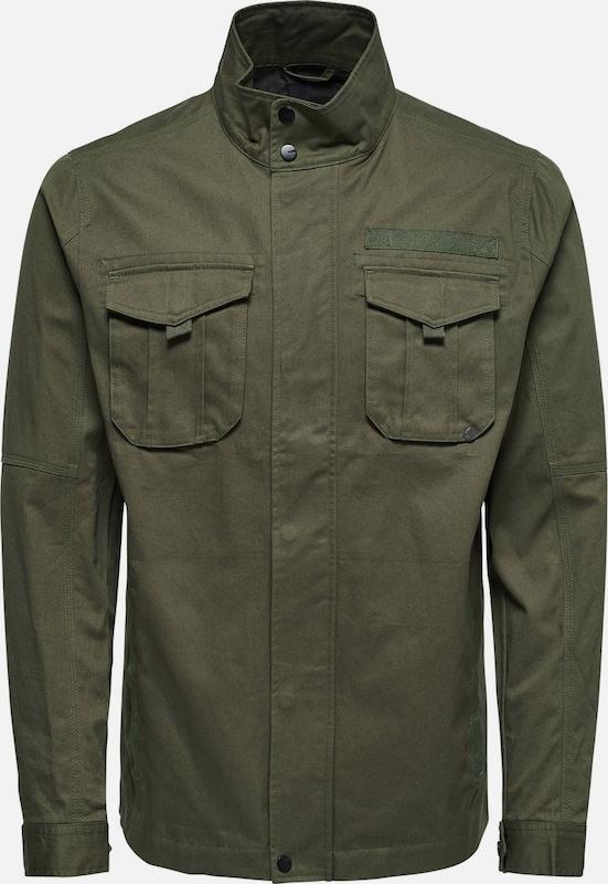 Only & Sons Jacke in grün  Neue Kleidung in dieser Saison