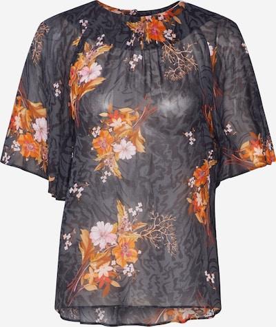 SAND COPENHAGEN Bluse 'Nahomi' in schwarz, Produktansicht