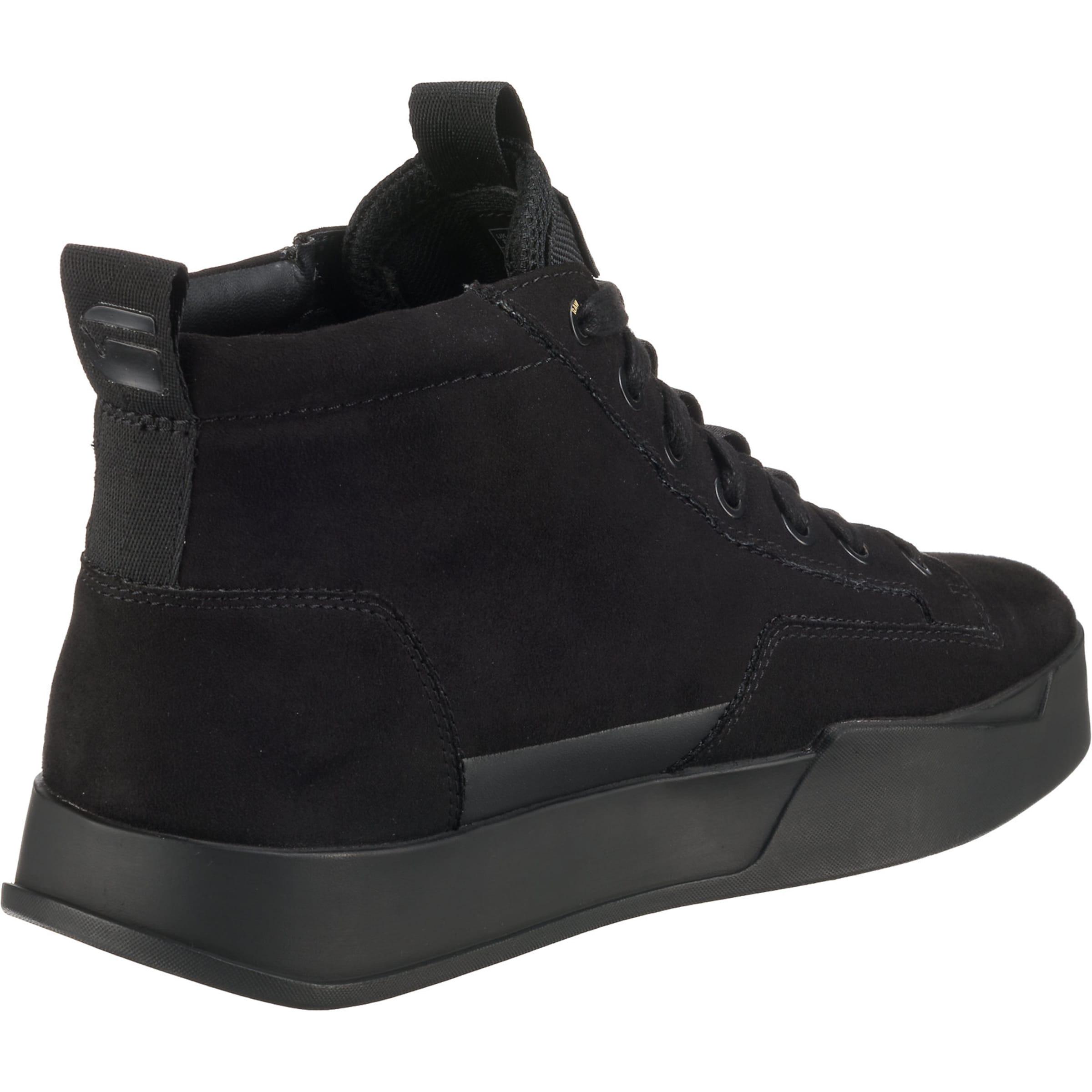 Raw Schwarz star Sneakers In G 'rackam' 3qA5LR4j