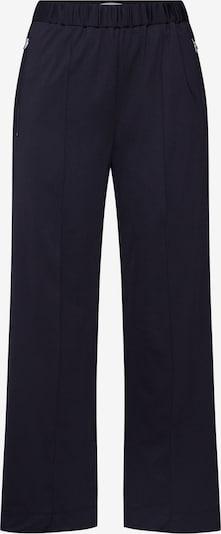 Calvin Klein Buktētas bikses 'PUNTO MILANO TRACKSUIT PANT' pieejami melns, Preces skats