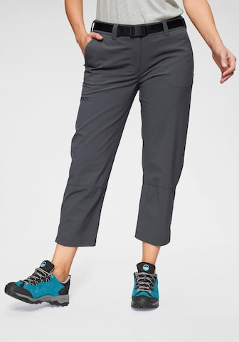 Maier Sports Outdoor Pants 'Lula' in Grey