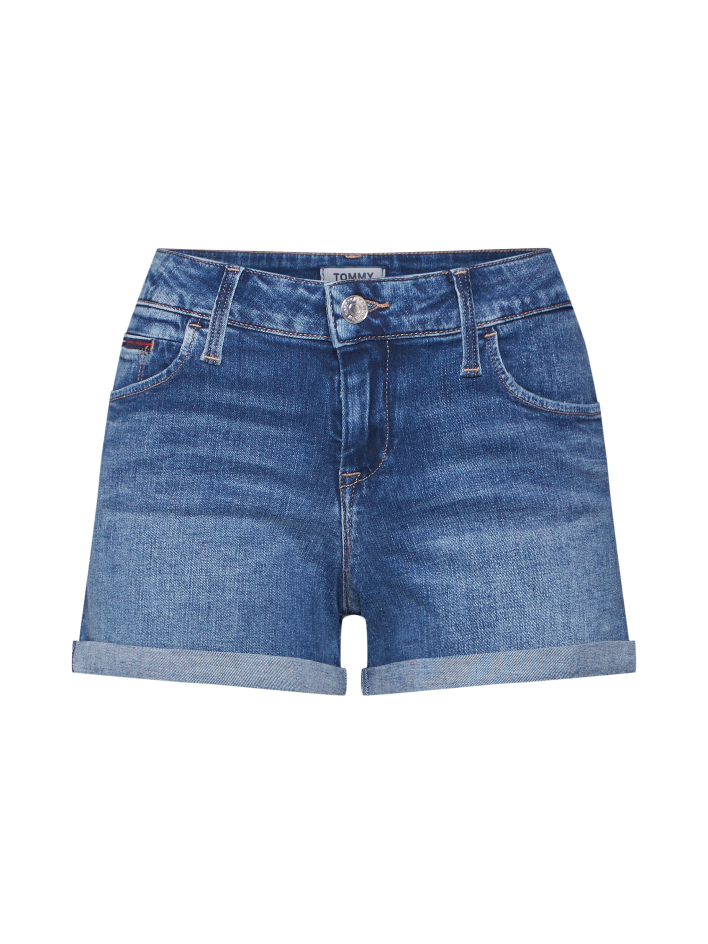 Shorts In Tommy Blue Jeans Denim kliZwXuOPT