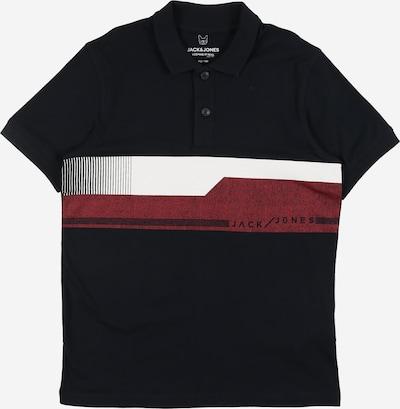 Jack & Jones Junior T-Shirt 'Monaco' en bleu foncé, Vue avec produit