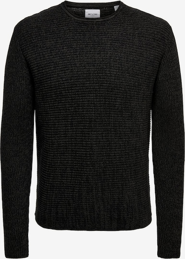 Only & Sons Pullover in schwarz, Produktansicht