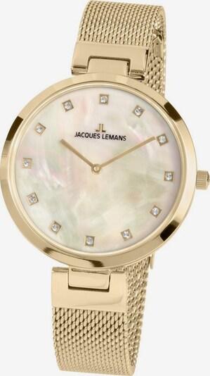 Jacques Lemans Uhr 'Milano, 1-2001D' in gold, Produktansicht