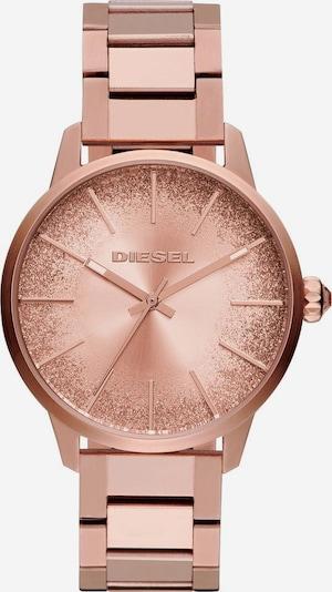 DIESEL Quarzuhr 'CASTILIA' in rosegold, Produktansicht