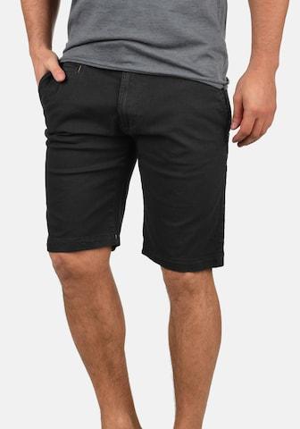 INDICODE JEANS Shorts 'Miko' in Schwarz