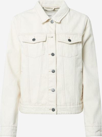OBJECT Jacke 'OBJGLORIA TWILL JACKET PB8' in beige, Produktansicht