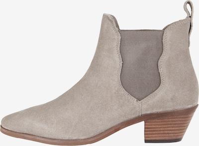 COX Chelsea Boots im Western-Look in beige / grau / taupe, Produktansicht
