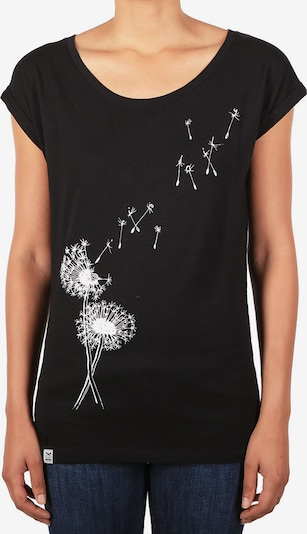 Iriedaily Shirt 'Pusteblume' in Black, Item view
