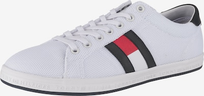 TOMMY HILFIGER Sneakers laag 'Howell' in de kleur Nachtblauw / Rood / Wit, Productweergave