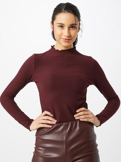 ONLY Pullover 'Emma' in braun, Modelansicht