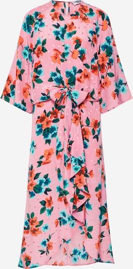 Essentiel Antwerp Košeľové šaty 'Vayen' - zmiešané farby / ružová, Produkt