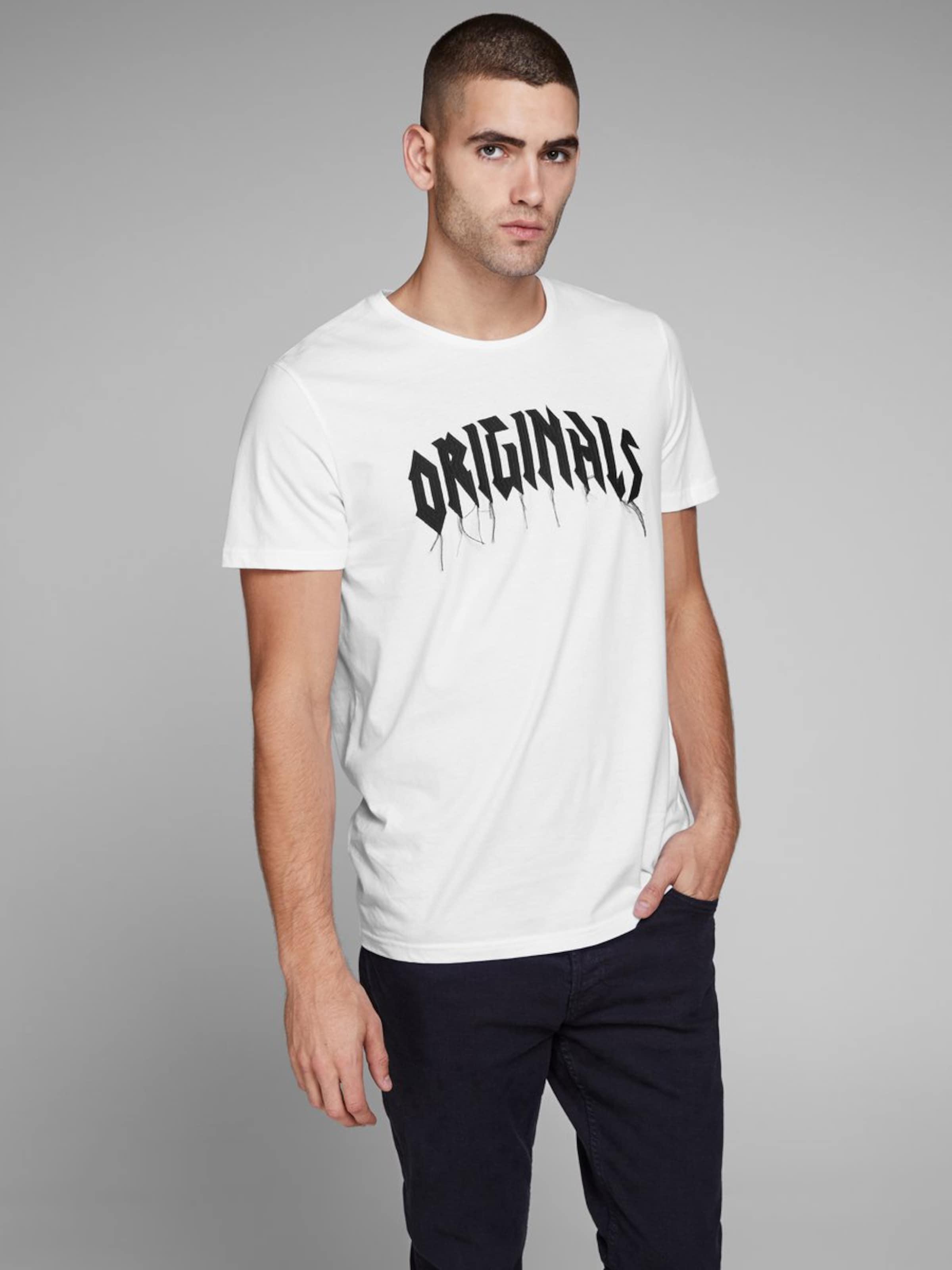 Jones Jackamp; T shirt En NoirBlanc UzSMVp