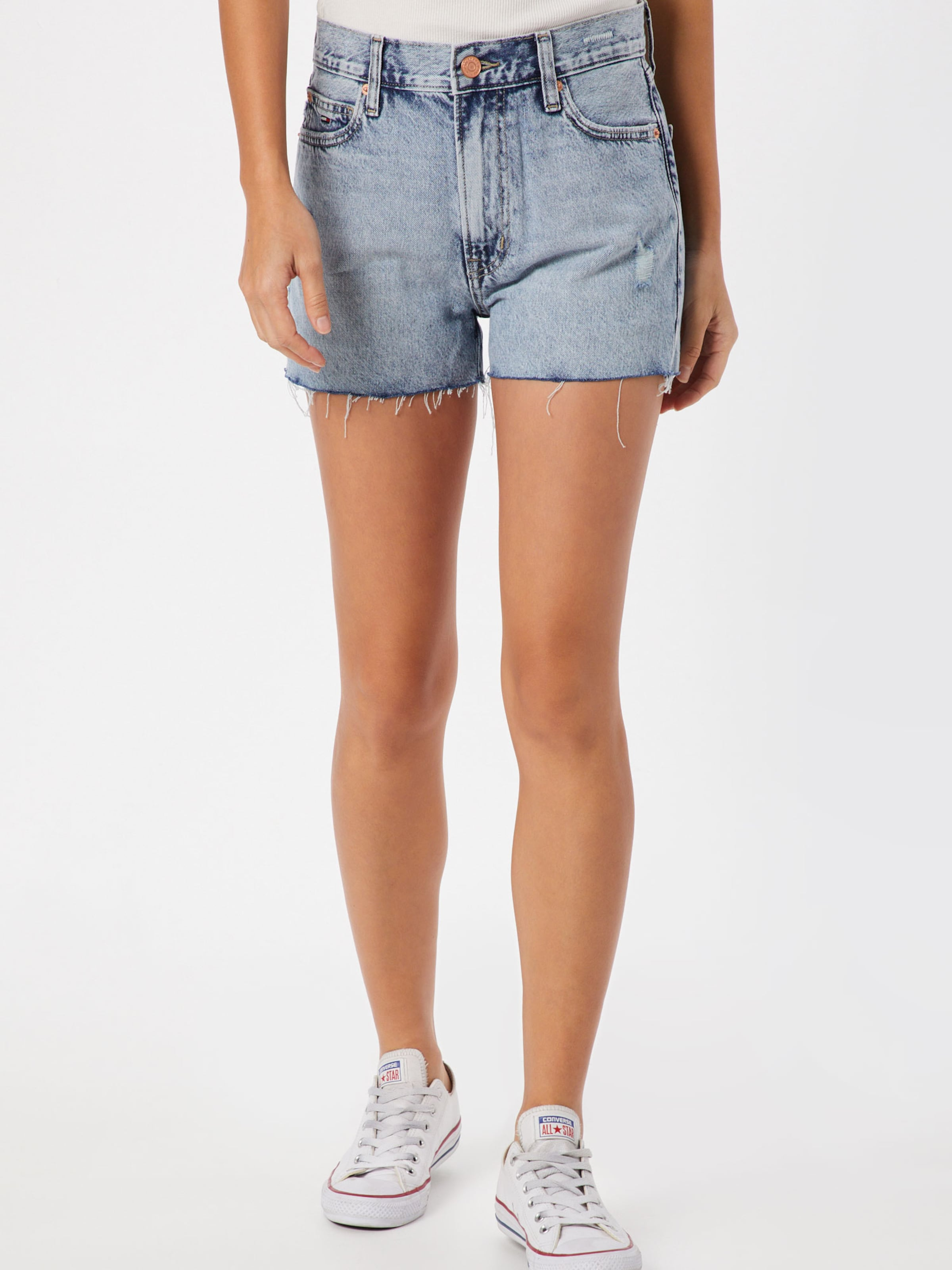In Blue Shorts Denim Jeans Tommy 9YEDHeWI2