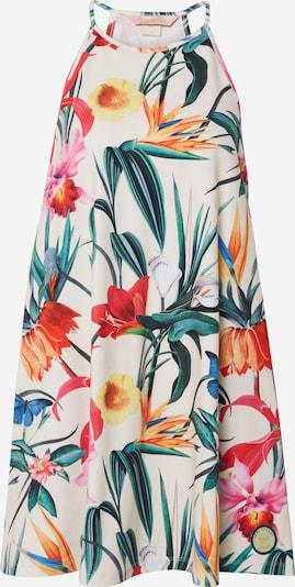 Femi Stories Letné šaty 'BOBI' - krémová / zmiešané farby / červené, Produkt