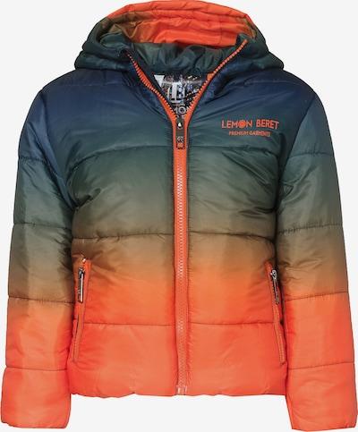 LEMON BERET Winterjacke in navy / orange, Produktansicht