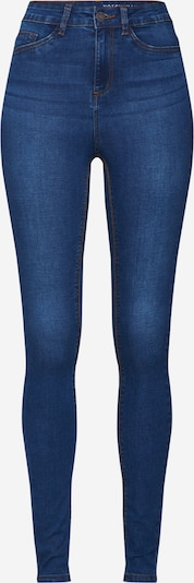 Noisy may Jeans 'Callie' in de kleur Blauw denim, Productweergave