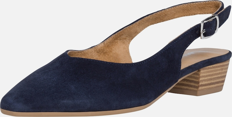 TAMARIS Slingpumps in navy, Produktansicht