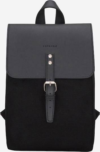Expatrié Rucksack 'Anna' in schwarz, Produktansicht