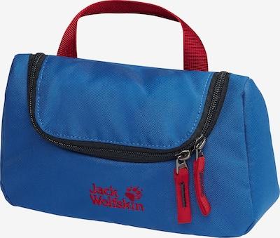 JACK WOLFSKIN Kulturbeutel in blau, Produktansicht