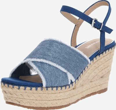 Sandale 'NEBET' MARIAMARE pe nisip / albastru, Vizualizare produs