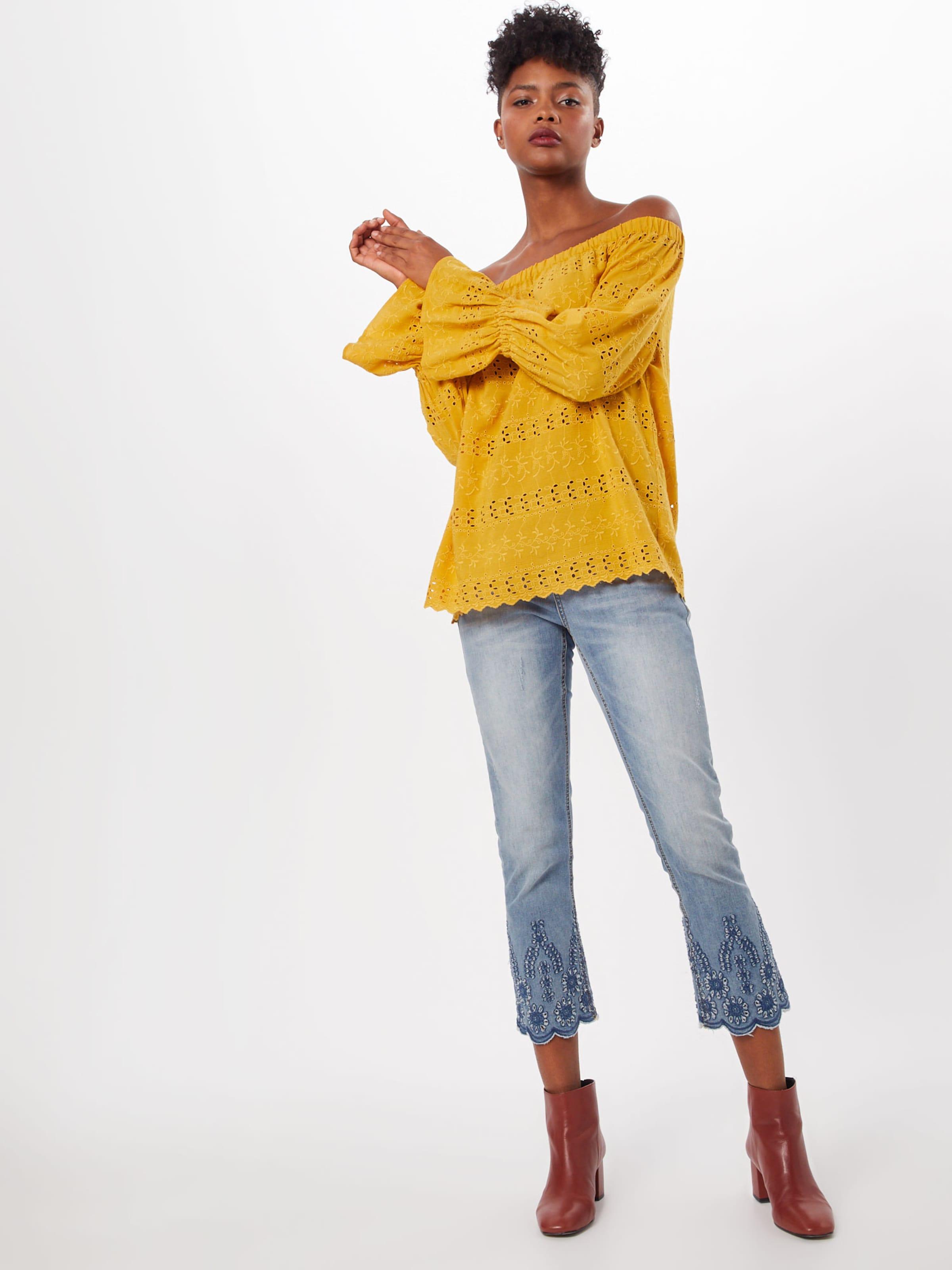 In Bluse Esprit Esprit Goldgelb Goldgelb In Bluse Esprit In Goldgelb Bluse PnOwN0kZ8X
