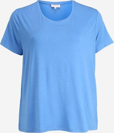 Marškinėliai iš ONLY Carmakoma , spalva - šviesiai mėlyna, Prekių apžvalga