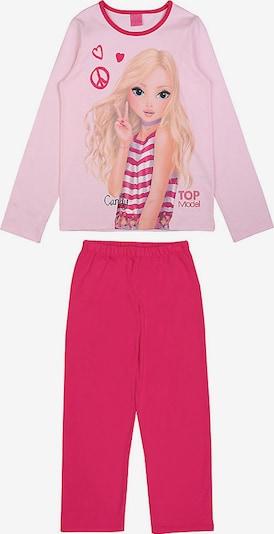 TOP MODEL Schlafanzug in mischfarben, Produktansicht