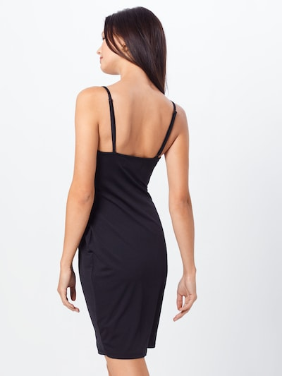 IVYREVEL Kleid in schwarz: Rückansicht