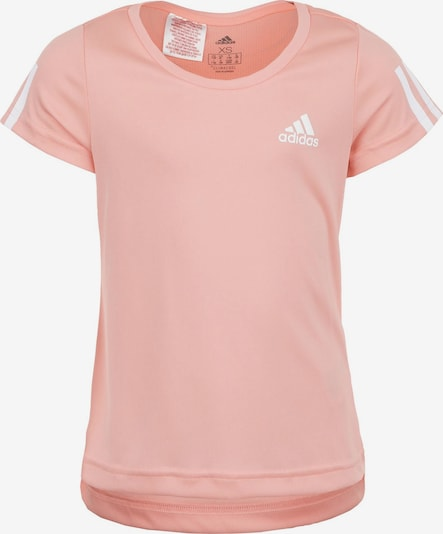 ADIDAS PERFORMANCE Shirt in rosa / weiß, Produktansicht