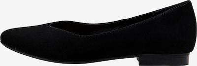 Usha Ballerina in schwarz: Frontalansicht