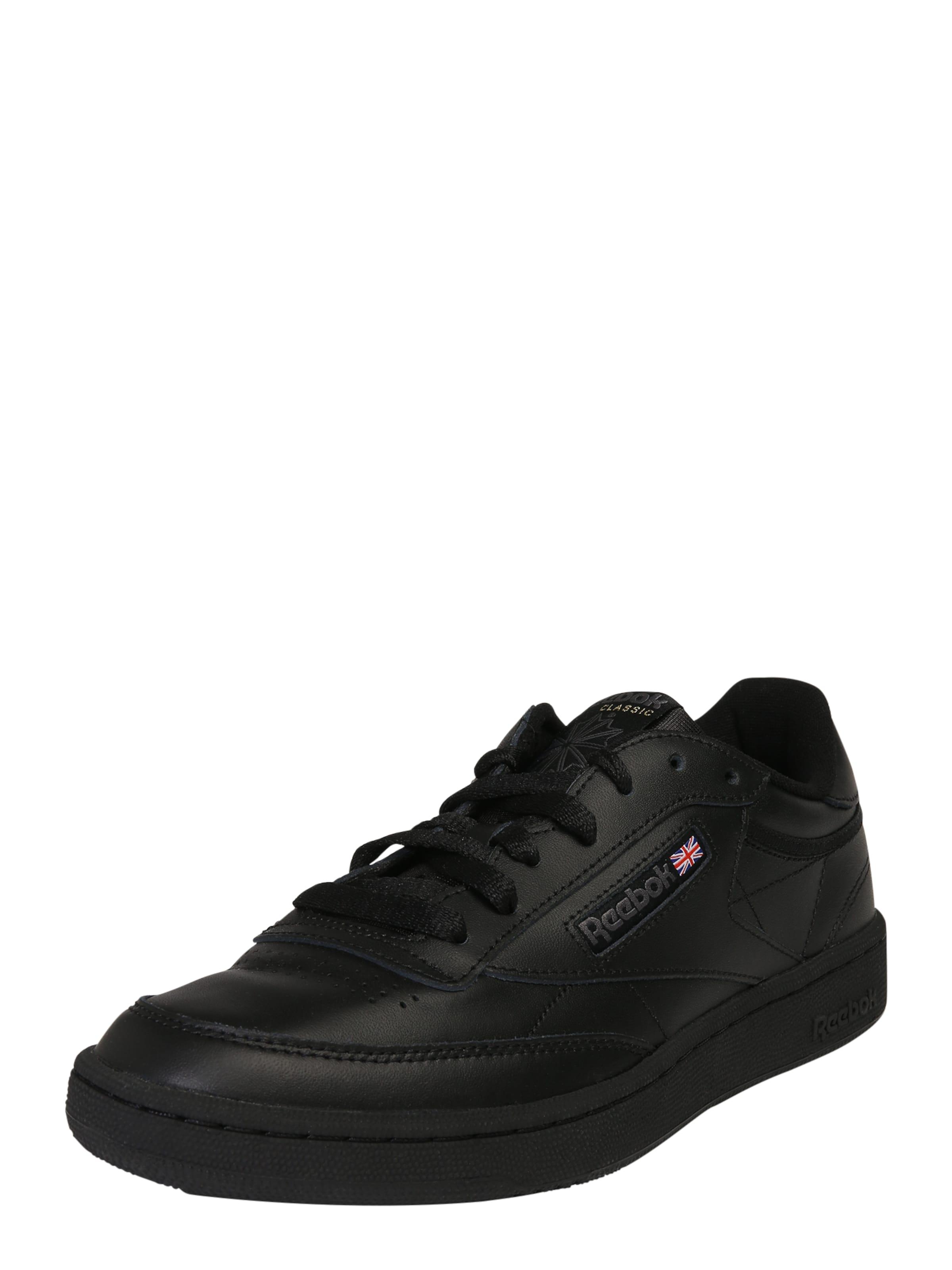 Schwarz 'club Sneaker C Reebok 85' In Classic FJulKc31T