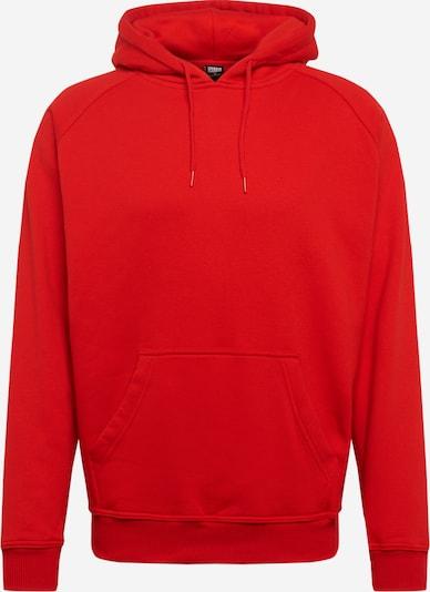 Urban Classics Sweatshirt i röd, Produktvy