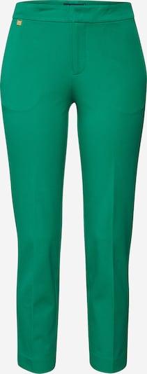 zöld Lauren Ralph Lauren Chino nadrág 'LYCETTE', Termék nézet