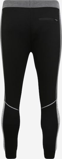 Superdry Sporthose in greige / schwarz: Rückansicht